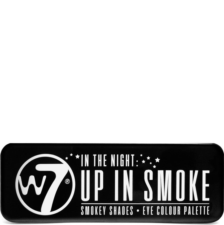 W7 Up In Smoke Eyeshadow Palette REDUCED!