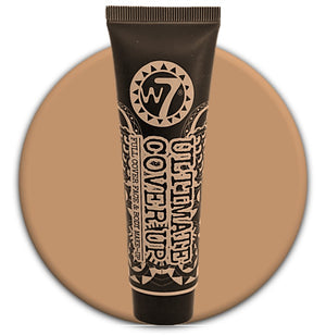 W7 Ultimate Cover Up Foundation Deep No 12