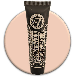 W7 Ultimate Cover Up Foundation Medium No 5