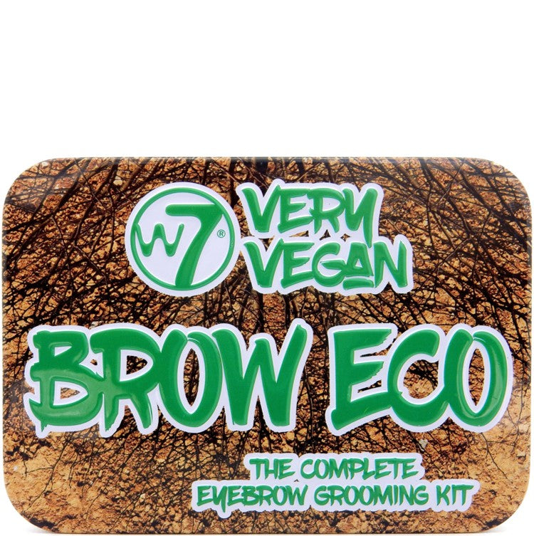 W7 Very Vegan Brow Eco Eyebrow Grooming Kit