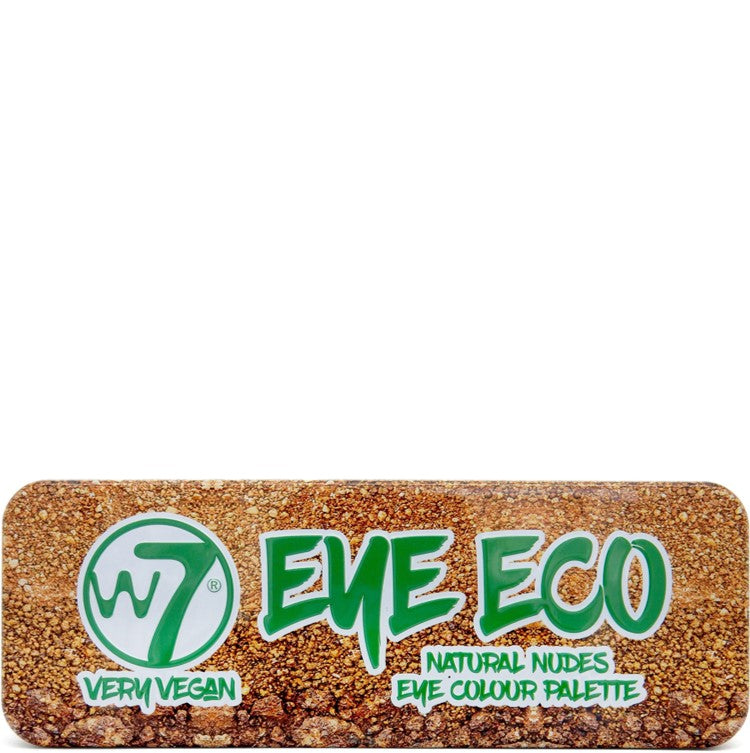 W7 Very Vegan Eye Eco Eyeshadow Palette