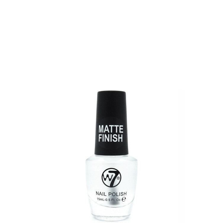 W7 Nail Polish 172 Matte Top Coat 15ml