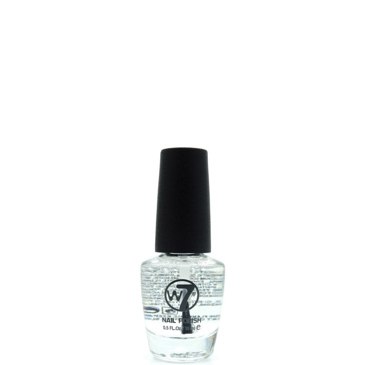 W7 Nail Polish 59 Diamond Base Coat 15ml