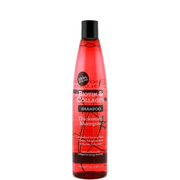 Biotin & Collagen Shampoo 400ml