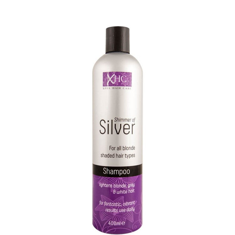 XHC Shimmer of Silver Shampoo 400ml