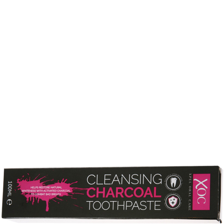 XOC Cleansing Charcoal Toothpaste 100ml