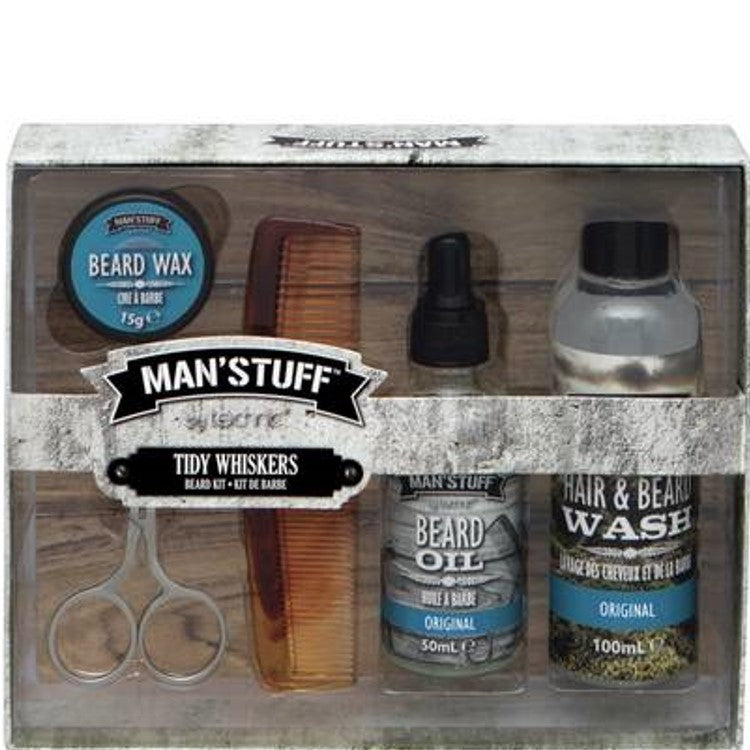 Man's Stuff Tidy Whiskers