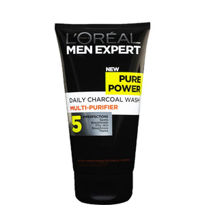 L'Oreal Men Expert Pure Power Daily Charcoal Wash 150ml