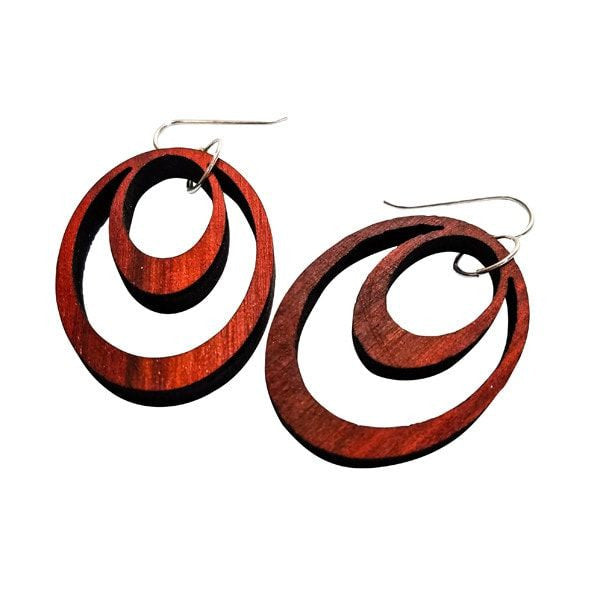 Earrings - Circle Earrings -  - District 31 - 4