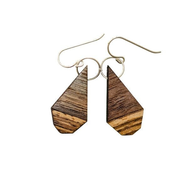 Earrings - Inlay earrings -  - District 31 - 1