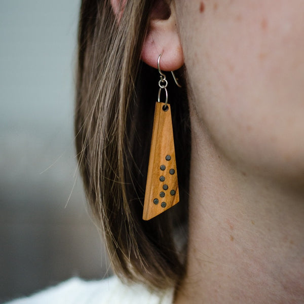 Earrings - Olea Earrings -  - District 31 - 1