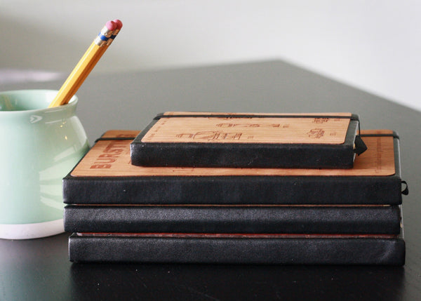 Customizable - Customize The Wooden Journal -  - District 31 - 5