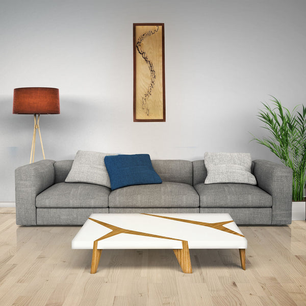 Wall Art - Lichtenberg Wall Panel -  - District 31 - 1