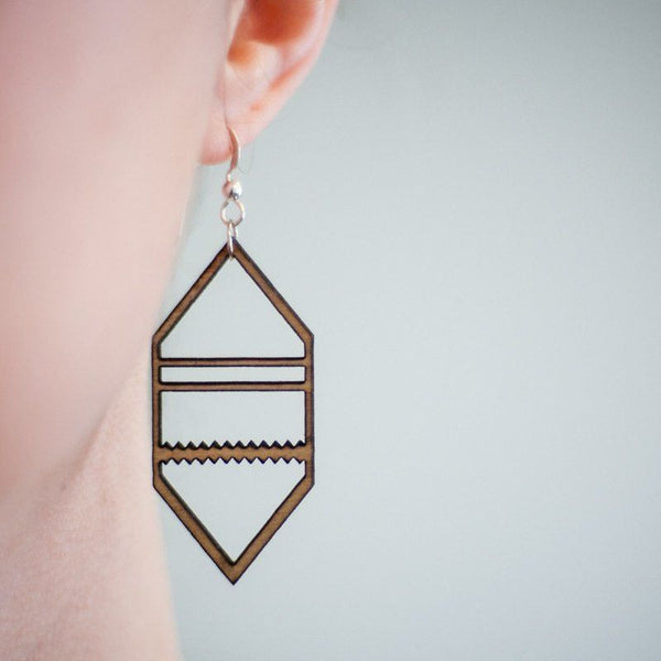 Earrings - The Betula Lightweights -  - District 31 - 3