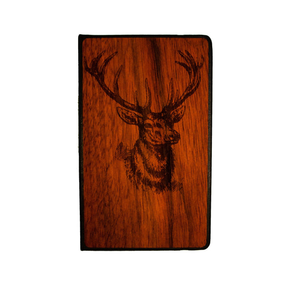 Customizable - Customize The Wooden Journal -  - District 31 - 2