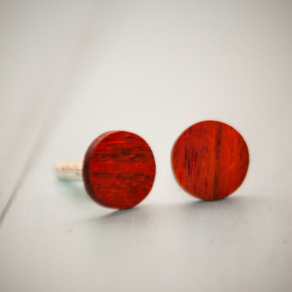 Cufflinks - Extoic Wooden Cufflinks -  - District 31 - 1