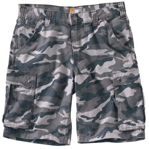 Carhartt Rugged Camo Cargo Short - 11 Inch
