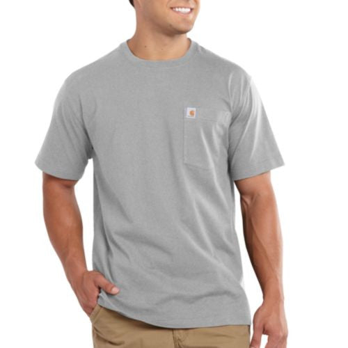 Carhartt Men's Maddock Short Sleeve Pocket T-Shirt