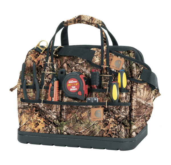 "Carhartt Legacy 16"" Tool Bag with Molded Base"