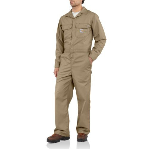 Carhartt Flame-Resistant Twill Unlined Coverall