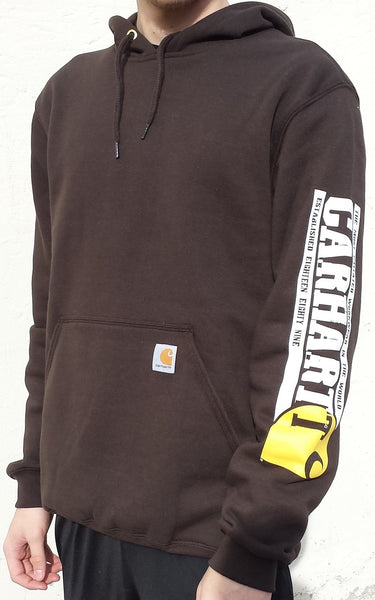 Carhartt Men's Graphic Most Imitated Logo Sweatshirt