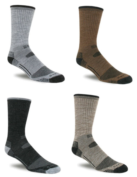 CARHARTT WORK-DRY® ALL-TERRAIN CREW SOCK