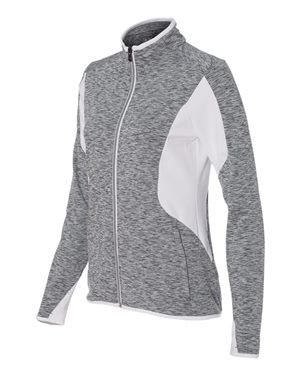 Adidas - Golf Women's Space Dyed Full-Zip Jacket - A199