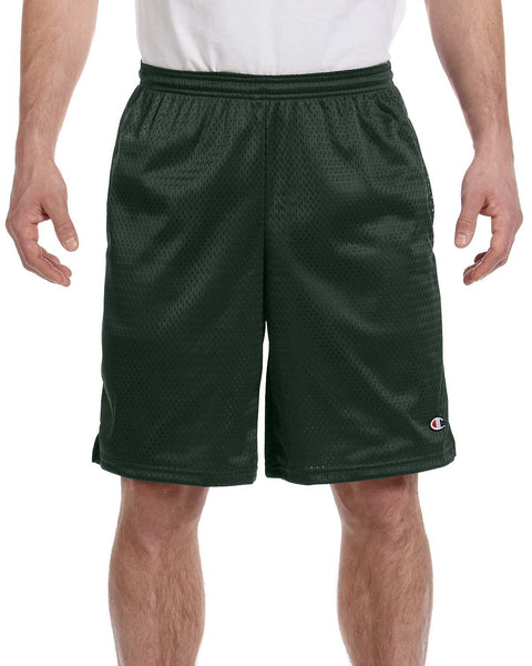 Champion 3.7 oz. Mesh Short with Pockets