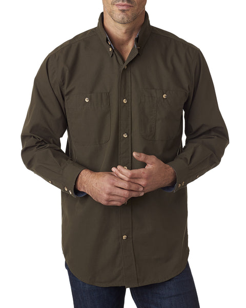 Backpacker Men's Ripstop Woven Shirt