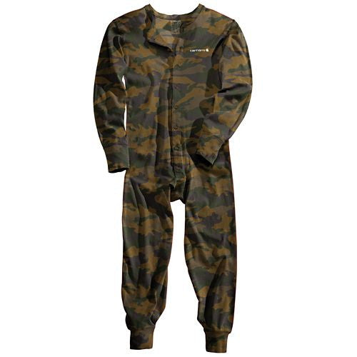 Carhartt K226 Midweight Cotton Union Suit