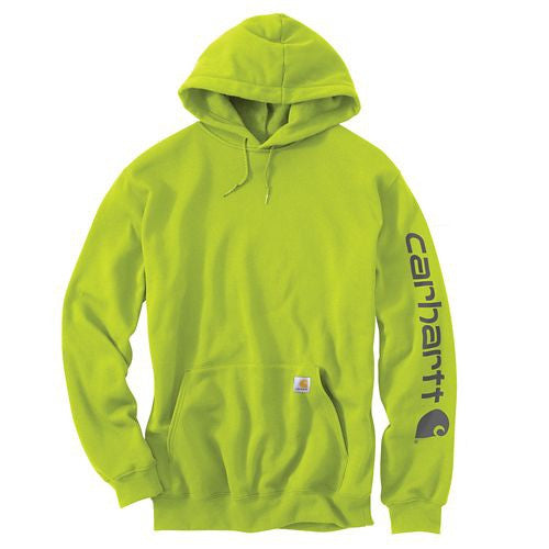 Carhartt K288 Men's Midweight Hooded Logo Sweatshirt