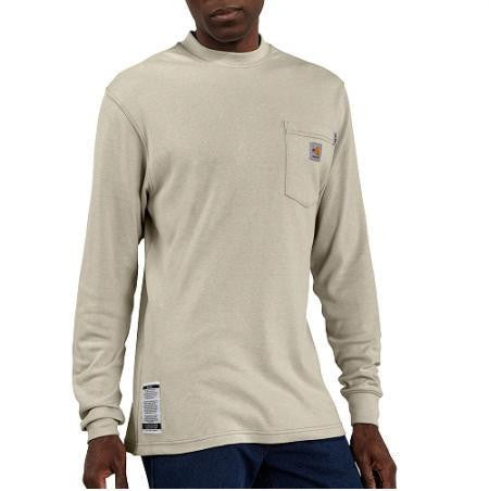 Carhartt FRK294 Flame‑Resistant Long‑Sleeve T‑Shirt