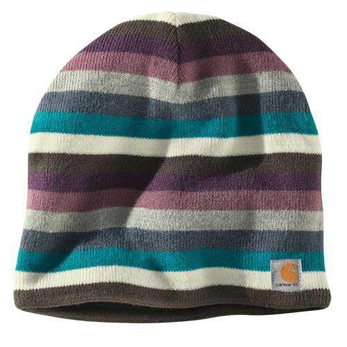 Carhartt Women's Striped Knit Hat w/ Closeout Colors!