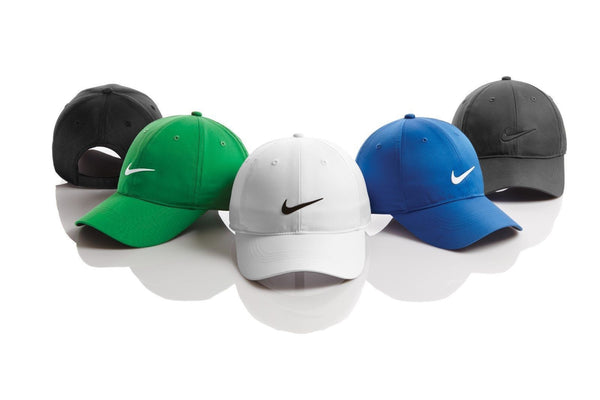 NIKE GOLF DRI-FIT SWOOSH FRONT CAP STYLE # 548533