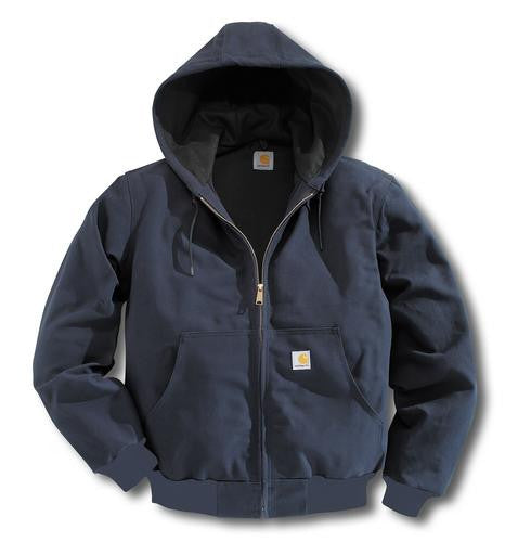Carhartt J131 Carhartt Duck Active Jac - Thermal Lined Jacket