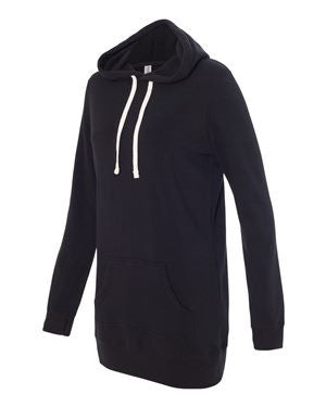 Independent Trading Co. Women's Special Blend Hooded Pullover Dress