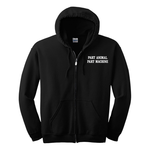 Henry Rollins - Search & Destroy Zip Hoodie