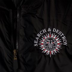 Henry Rollins - Search & Destroy Bomber Jacket