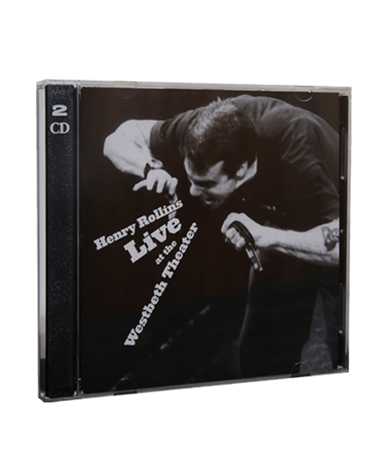 Henry Rollins - Live at Westbeth Theater