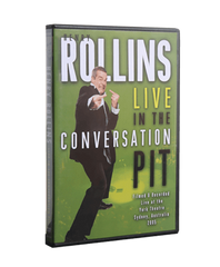 Henry Rollins - Live in the Conversation Pit DVD