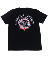Henry Rollins - Search & Destroy Black T-Shirt