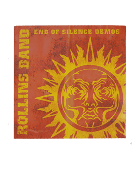 Rollins Band - End of Silence Demos - Vinyl