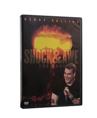 Henry Rollins - Shock and Awe DVD