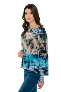 ANIKA Relaxed Long Sleeve Thumbhole Tee