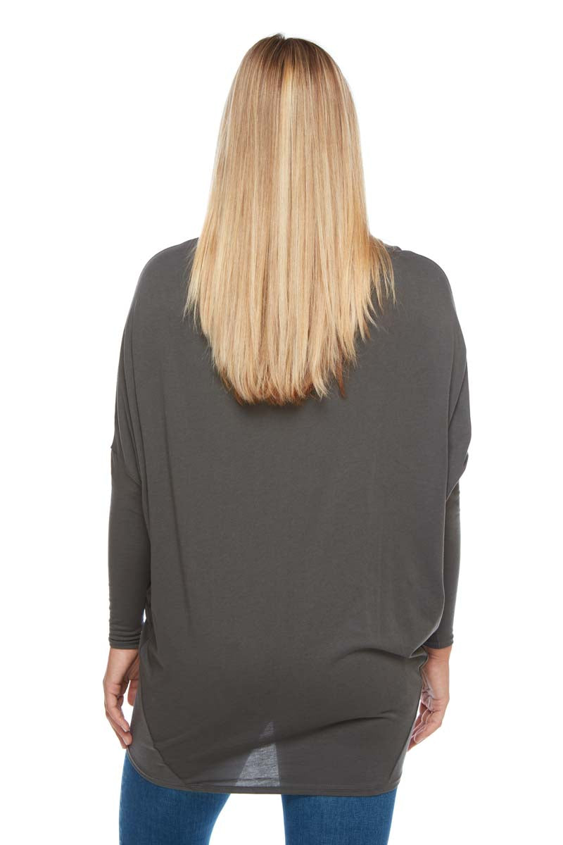 AUBREY Long Sleeve Tunic