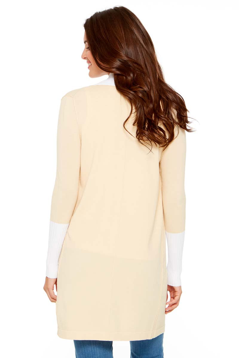 BAILEY Knee Length Cardigan