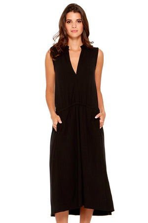 CANDICE Calf Length Dress