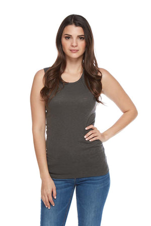 CLIO Ribbed Tank Top