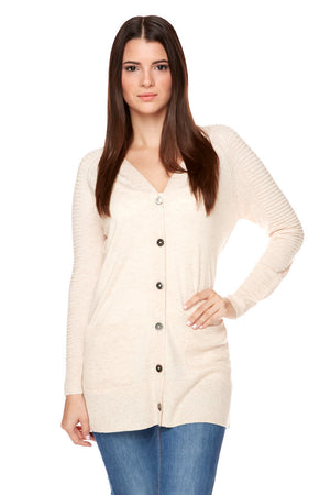 CARA Lightweight Long Sleeve Cardigan