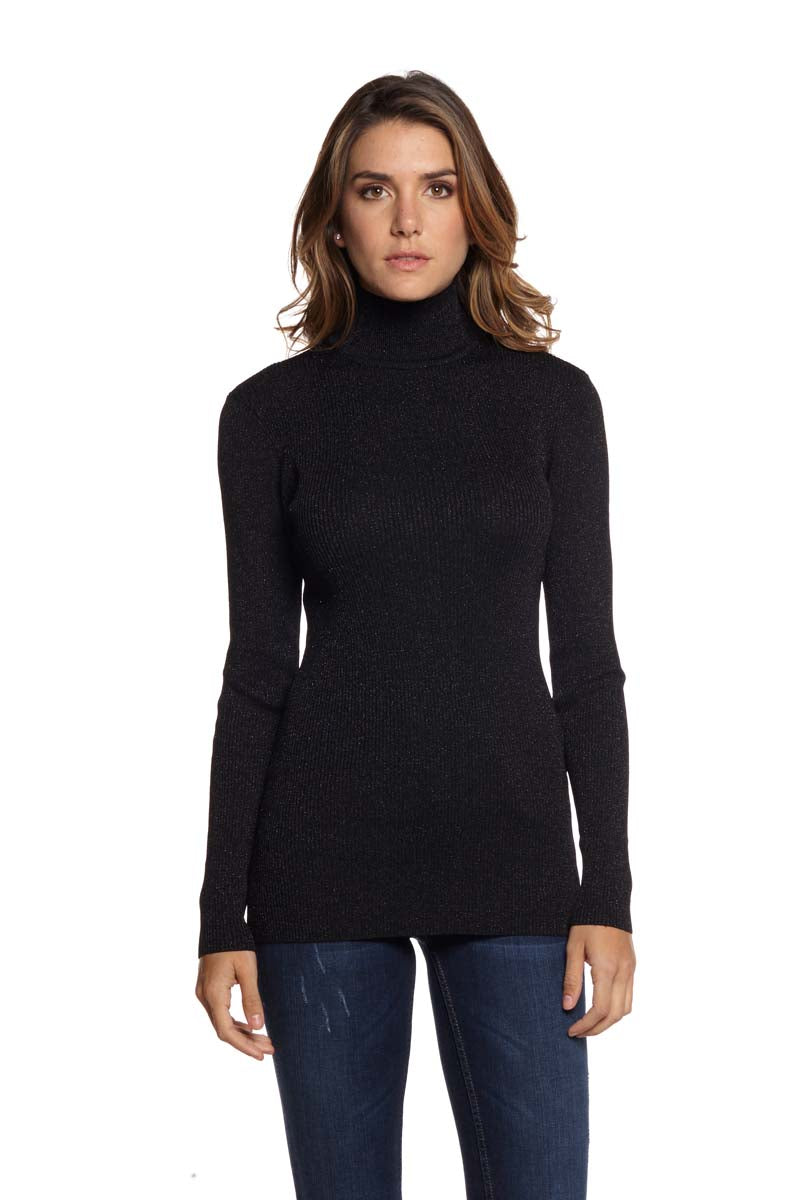 CARLY Ribbed Long Sleeve